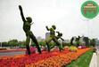 雨城植物綠雕工藝制作工藝流程