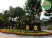 連云港立體花壇怎么訂購?綠雕廠家