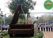 秦皇島仿真綠雕如何訂購?公園廣場擺放