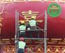 铜官山国庆节假日广场花篮制作价格