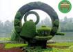 镇江京口仿真植物绿雕生产价格