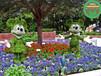 昌吉木垒广场大型绿雕制作团队