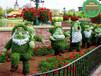 ?#20048;?#21452;牌最新仿真植物雕塑制作团队