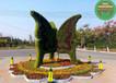 南通海门仿真植物造型绿雕定制价格
