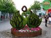 東營利津綠雕景觀小品生產價格