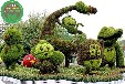 在线报价:官渡仿真动物绿雕生产商家报价