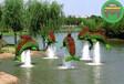 遼寧鞍山五色草造型綠雕制作團隊
