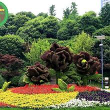 安阳林州立体绿雕植物制作团队图片