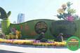 天津红桥仿真植物绿雕供货价格