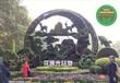 來圖定制:高碑店立體綠雕植物安全可靠歡迎咨詢