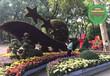 包头达茂旗动物仿真植物雕塑市场价格