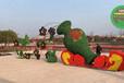 福州晋安园林植物绿雕设计公司