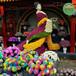 河池南丹吉祥物绿雕生产厂家
