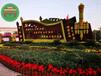圖片案例:江蘇仿真綠雕植物墻市場價格