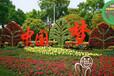 厦门海沧五色草造型植物绿雕多少钱?