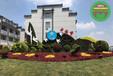 圖片案例:碾子山仿真動物綠雕工廠訂購安全可靠