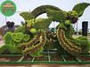 图片案例:咸安立体花坛立体绿化多少钱?