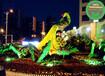 源頭廠家:漢陽仿真綠雕植物墻行情價格