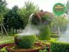 现场制作:崇阳园林植物绿雕哪里订购