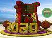 衡山2020鼠年绿雕制作厂家