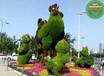 漢陽仿真植物荷花綠雕制作生產廠家
