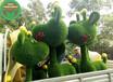 雅江立体绿雕植物制作批发