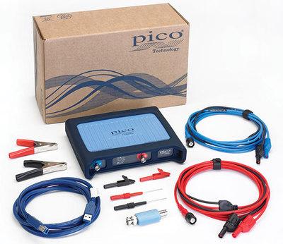 汽车示波器Pico4225两通道起步套装(型号:PP920)