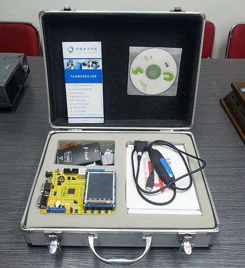 智维汽车教学教具CAN总线网络通讯实训教学培训箱