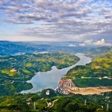 瀛湖风景区首个千亩养殖水面开放图片