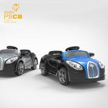 骏意设计电动童车产品设计开发公司造型结构设计功能手板样机制作