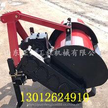 山东销售拖拉机配套葡萄埋藤机