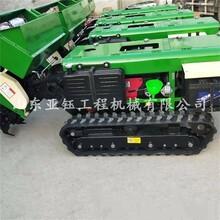 云南销售多功能开沟施肥微耕机厂家图片