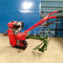 銷售履帶式微耕機手扶小型柴油微耕機廠家銷售圖片