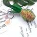 厂家定制皮革水果系类钥匙扣时尚菠萝造型亮片钥匙扣流行挂件