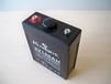 kweight矿鑫12V4AH小型蓄电池/安防系统/无线对讲设备/便携式灯具/照明系统