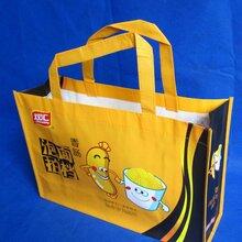 昆明手提袋个性化定做昆明购物袋质量有保证昆明广告袋市区内免费送货