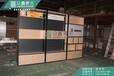 专业定制家具版配件柜、木纹配件柜组合配件柜中岛配件柜元旦大酬宾