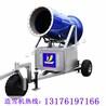 梅雪争春未肯降冬季造雪机大型降雪设备小型造雪机炮筒造雪机参数