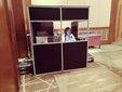 杭州博世同声传译设备,同传译员派遣,即时发言系统租赁图片