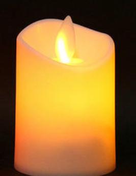LED蜡烛灯芯片方案闪灯芯片
