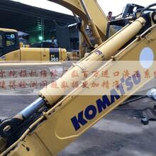 新平县沃尔沃挖掘机维修小臂的力量太小、专家图片