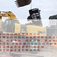 绥德县凯斯挖掘机维修售后服务图片