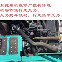 民乐县凯斯挖掘机维修报价处图片