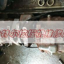 城固县凯斯挖掘机维修哪家好图片