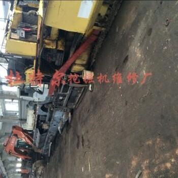 博乐小松专厂-小松挖掘机维修左侧行走憋机