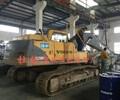 沃尔沃挖掘机维修分配器服务公司_乌海维修厂