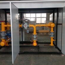 天然氣調壓減壓計量撬箱柜RTZ調壓箱工業調壓箱售后完善圖片