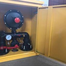 燃氣調壓箱調壓柜調壓器減壓閥設備選安信圖片