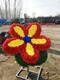 1绢花花朵造型