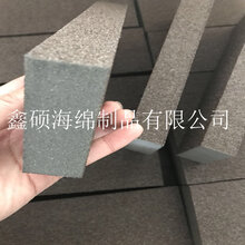 厂家批发海绵砂块木工家具专用抛光打磨海棉磨块